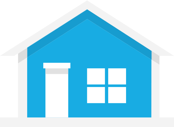 Single Family Home Illustration