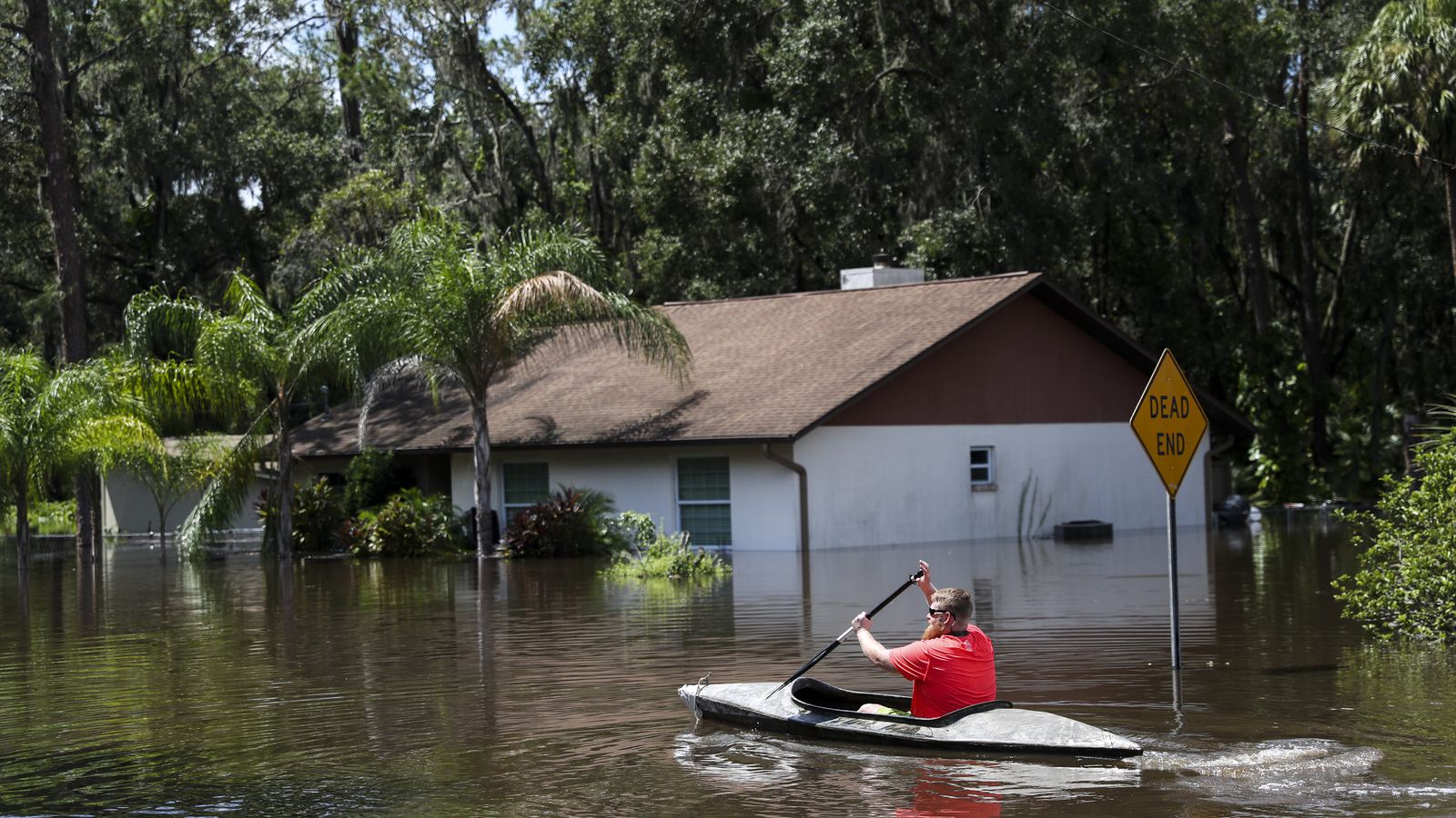 Florida has thousands more properties with high flood risk than FEMA says, according to new study