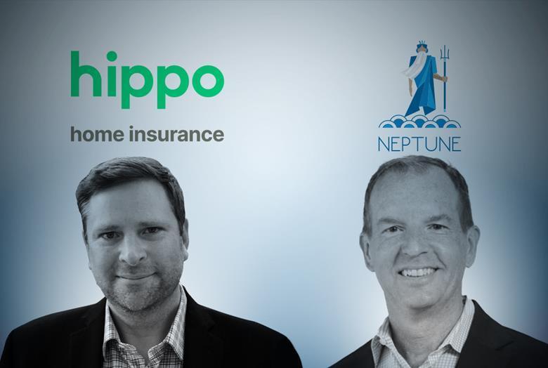 Neptune Flood's Podcast: Rick McCathron, CIO at Hippo Insurance
